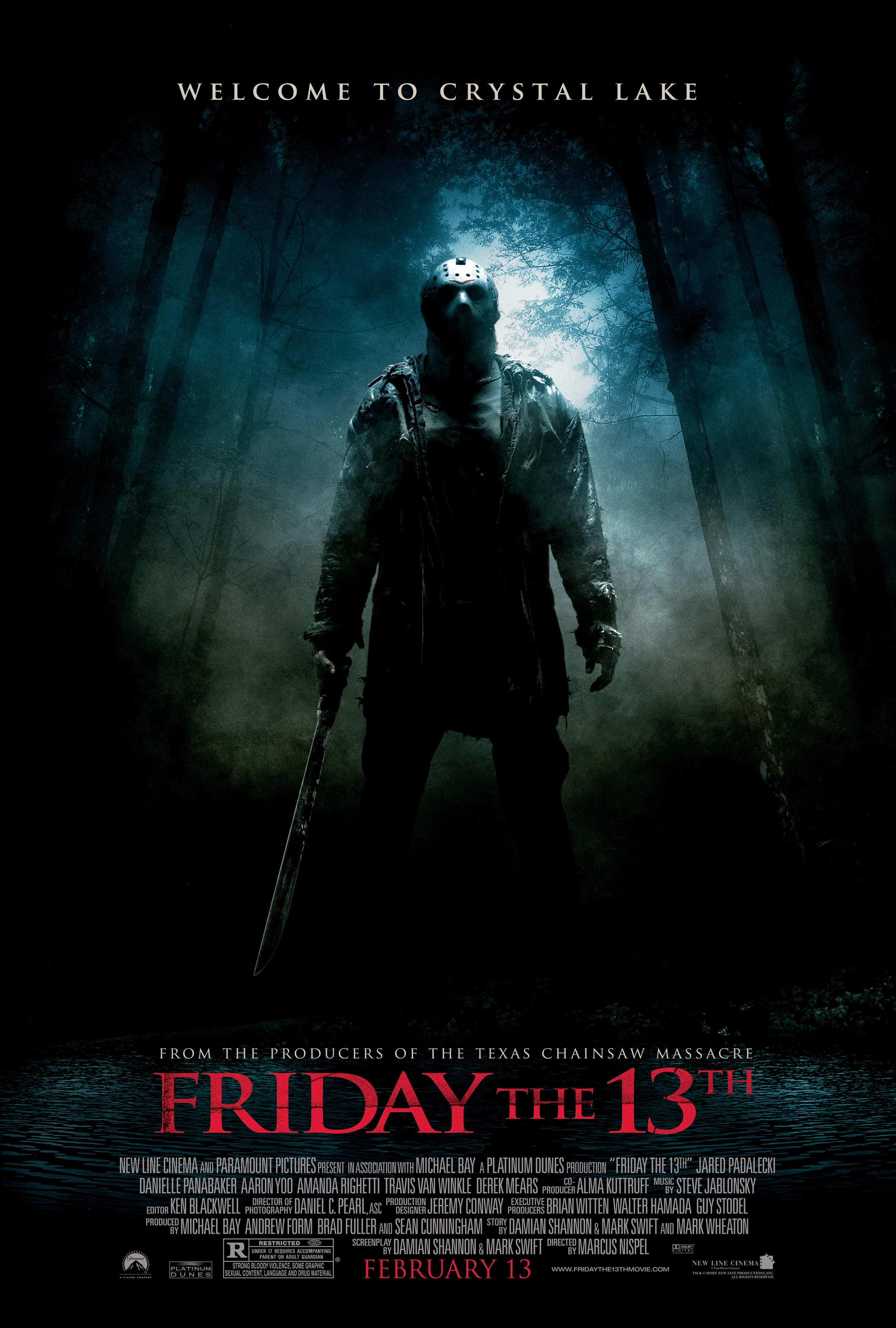 Friday The 13th 2009 Movie Trailer And Review