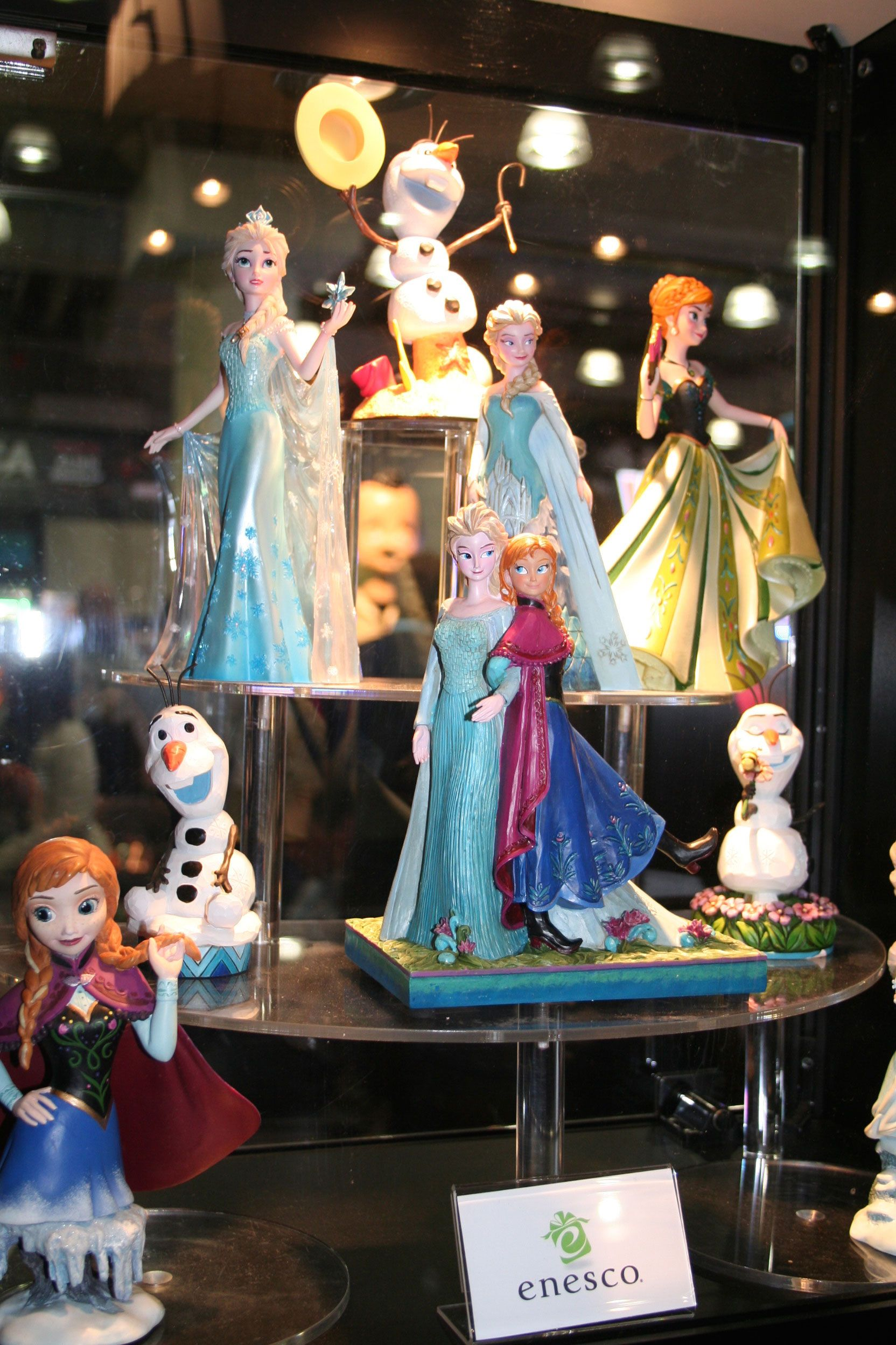 New Star Wars Game Of Thrones And Frozen Toys Unveiled At