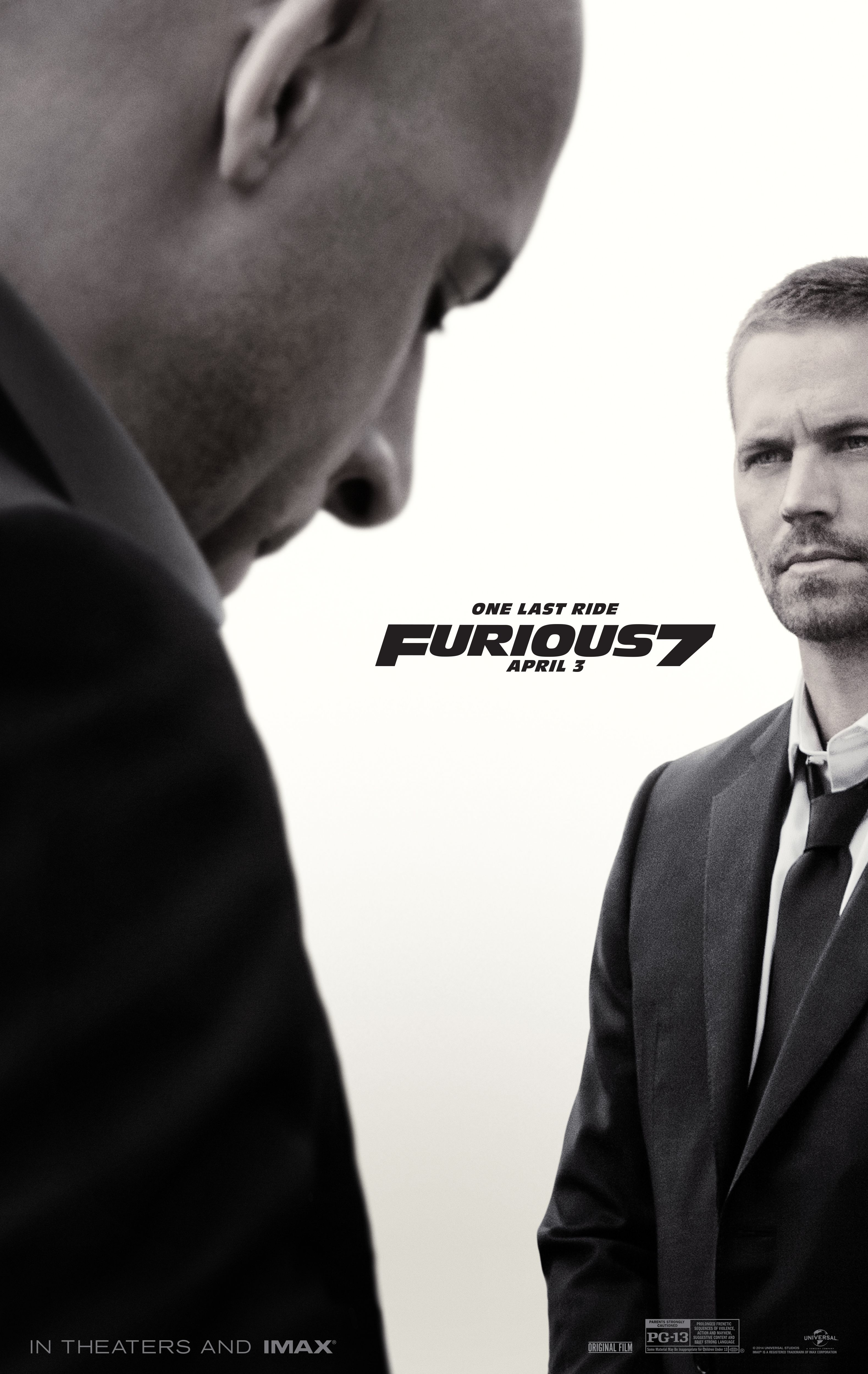 Paul Walkers Farewell In FURIOUS 7 Breaks The 4th Wall