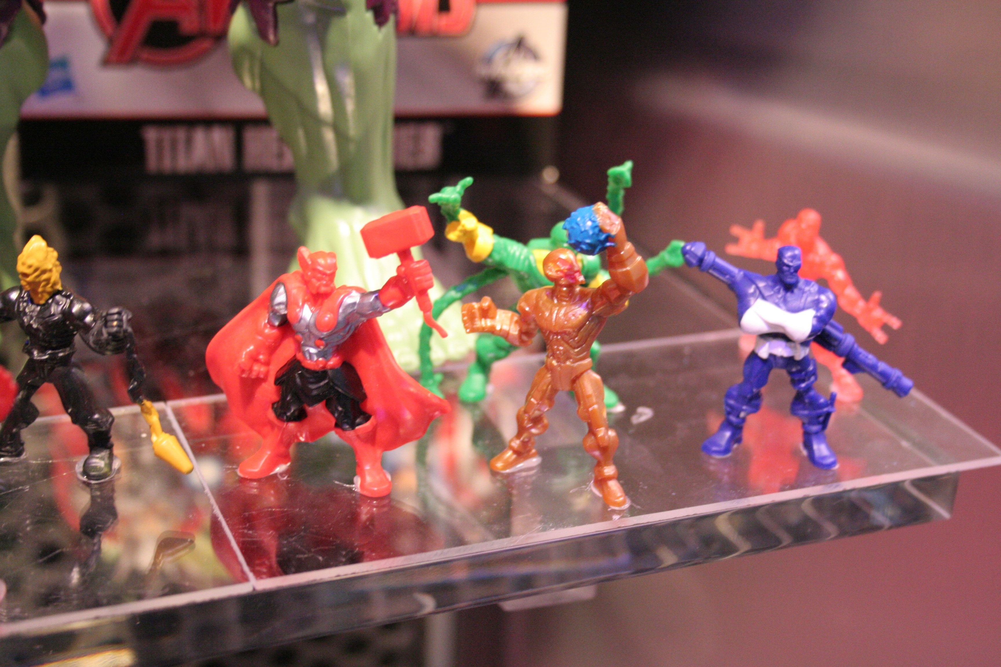 Avengers Age Of Ultron And Ant Man Toys Revealed Hasbro
