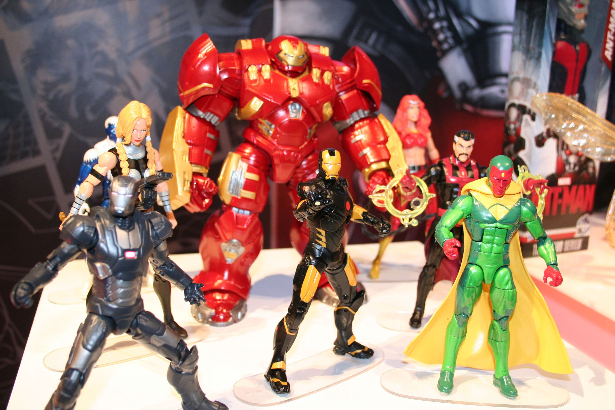 Toys From Hasbro : Avengers age of ultron and ant man toys revealed hasbro