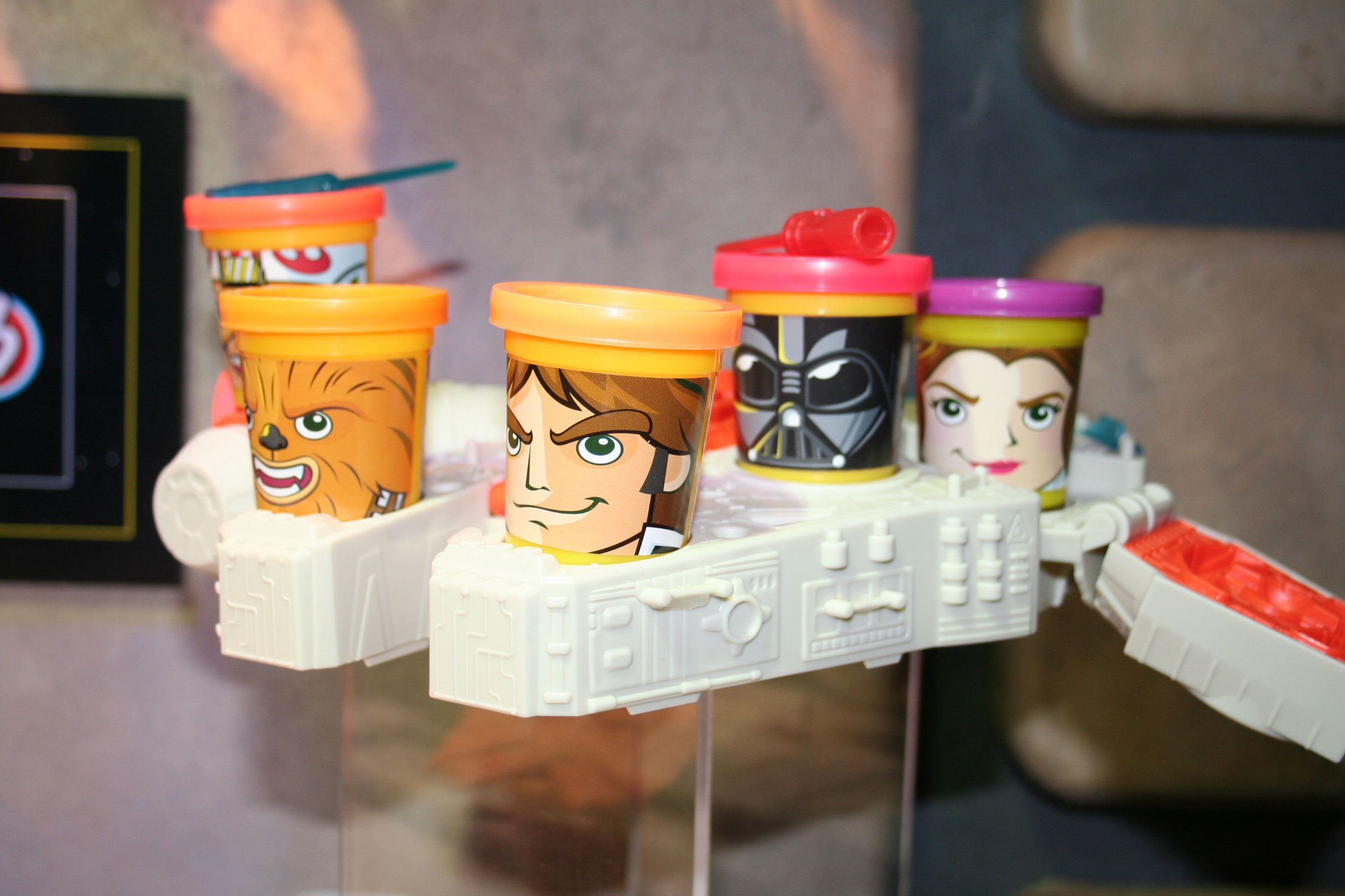Toys For 7 : Star wars hasbro toys revealed images of bladebuilders