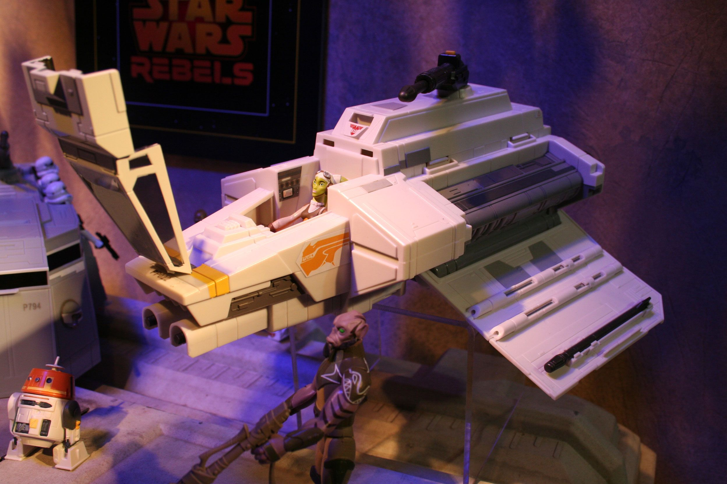 Star Wars Toys Hasbro : Star wars hasbro toys revealed images of bladebuilders