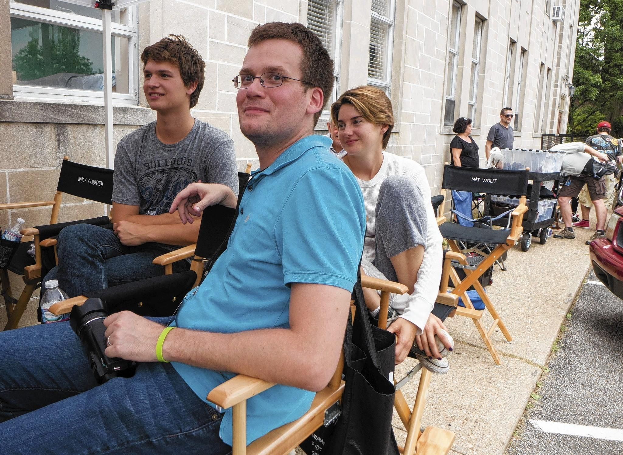 Looking For Alaska Movie: Looking For Alaska Movie Nabs Fault In Our Stars Writers