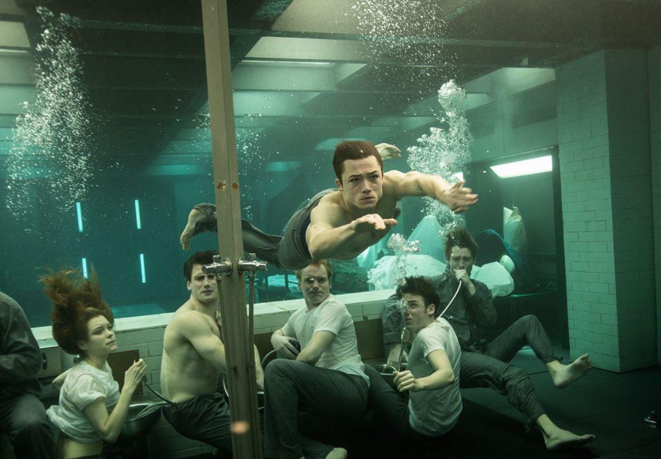 Sophie Cookson Taron Egerton Bring Kingsman The Secret: Kingsman: The Secret Service Sequel Officially In The