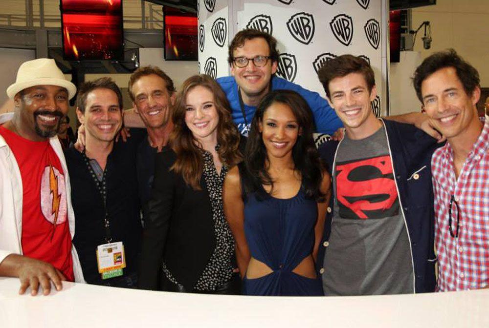 The Flash Cast
