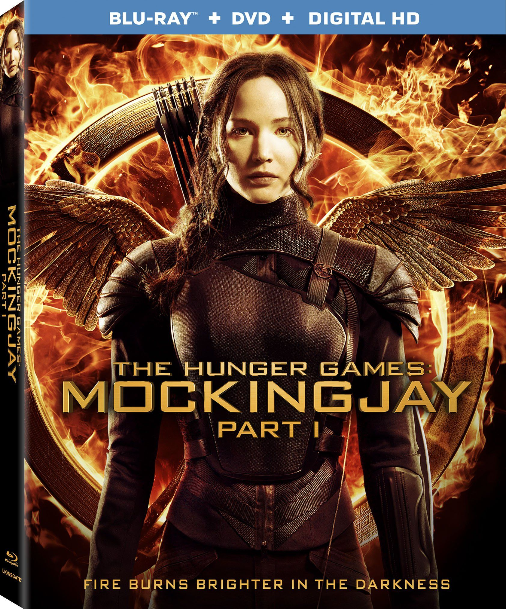 The Hunger Games: Mockingjay - Part 1 Blu-ray Review   Collider