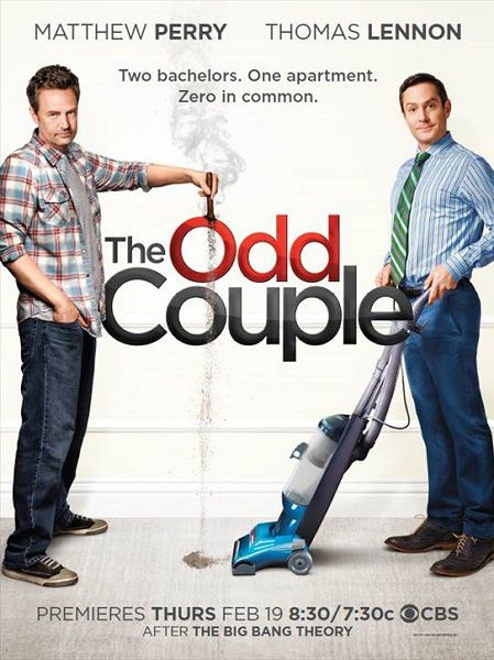 the-odd-couple-cbs-matthew-perry-thomas-lennon