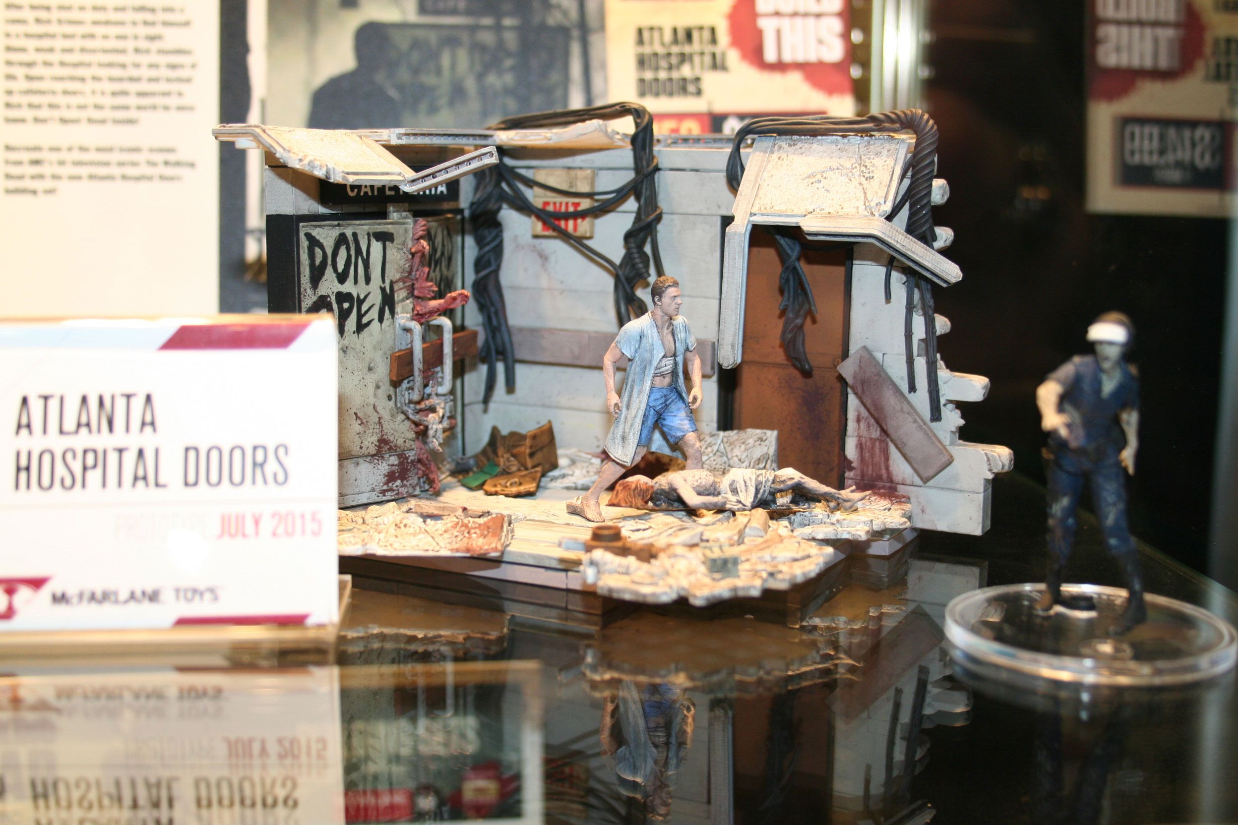 New The Walking Dead Toys And Building Sets Unveiled At