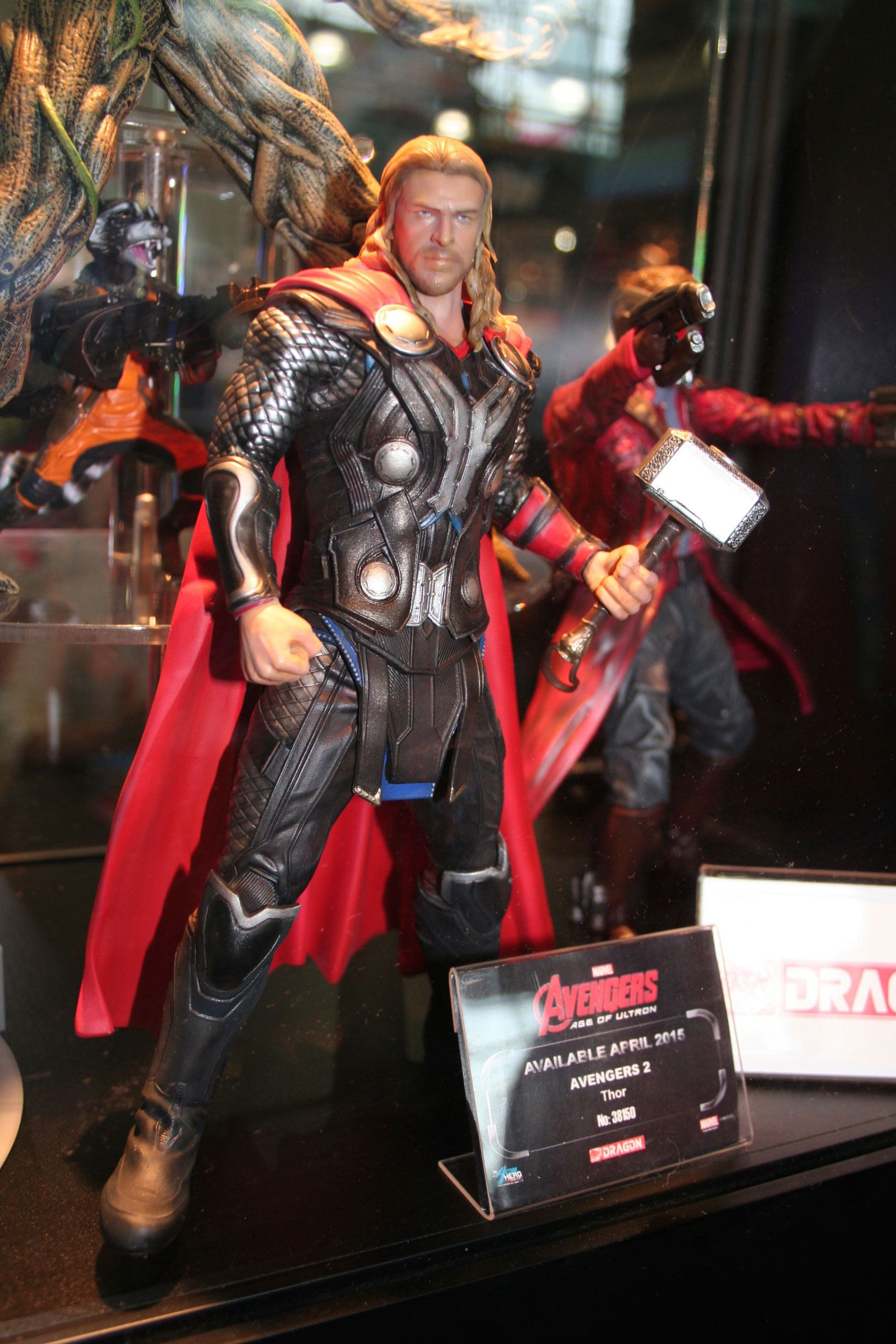 Marvel Action Figures And Toys Revealed At Toy Fair 2015