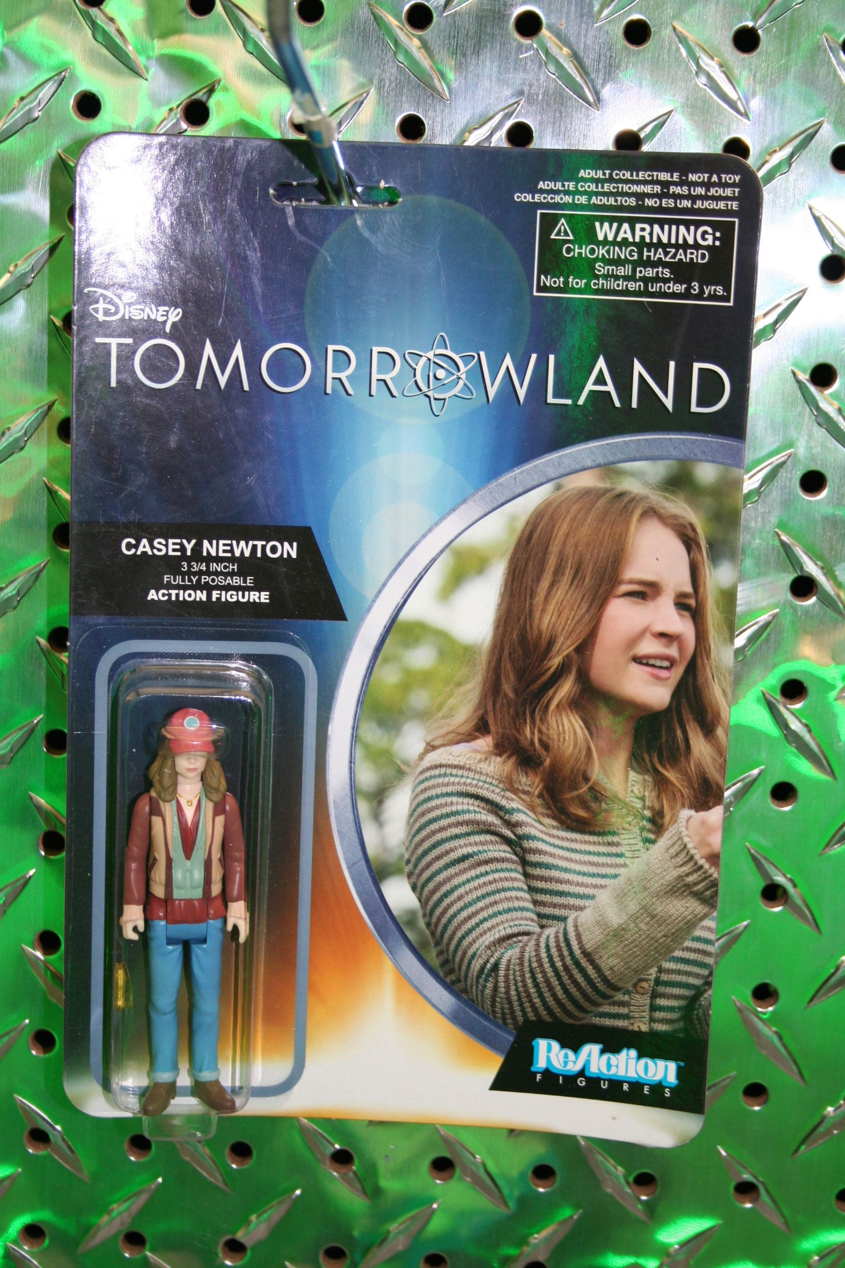 Tomorrowland Action Figures Revealed at Toy Fair | Collider