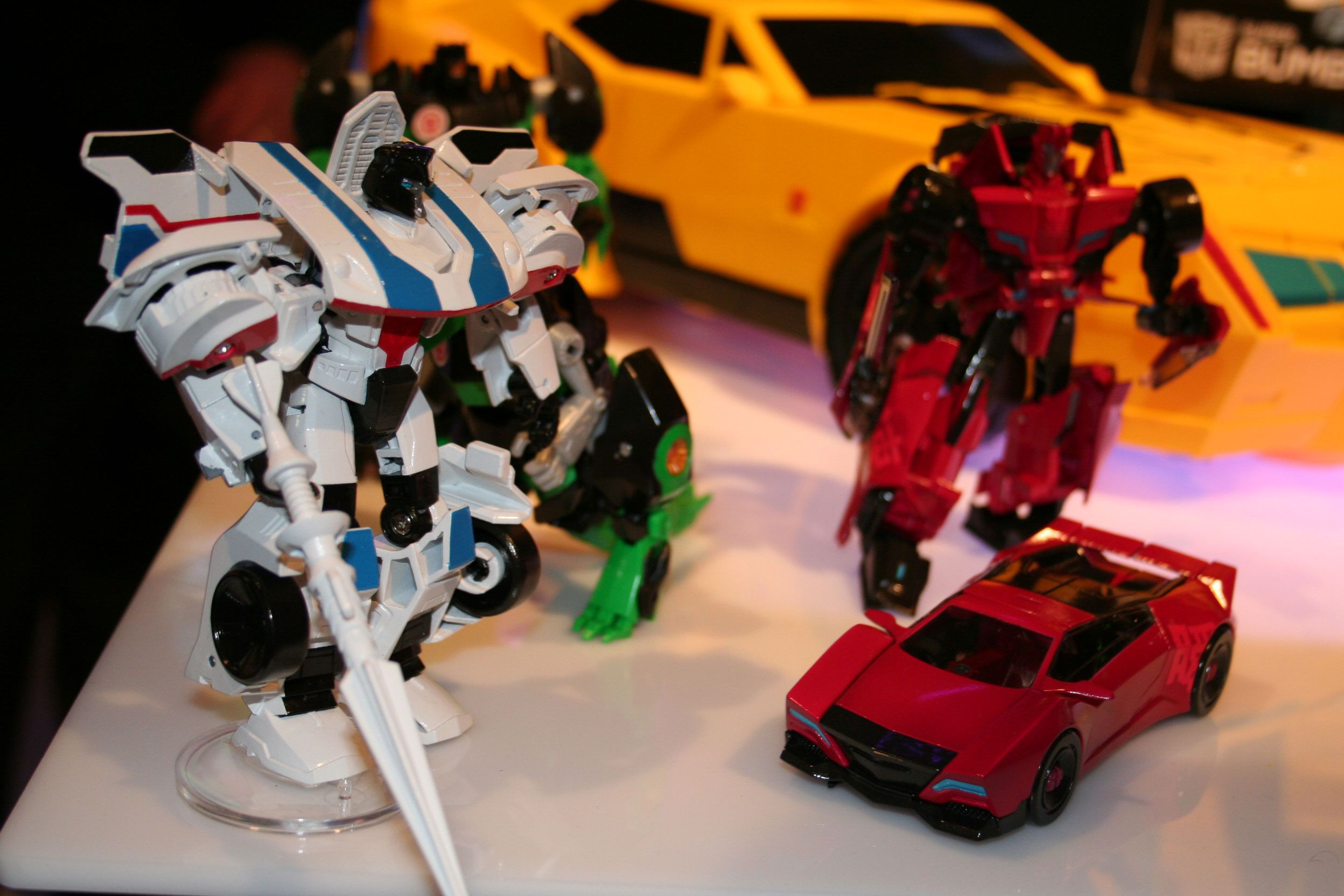 Transformers Toy from Hasbro at Toy Fair 2015