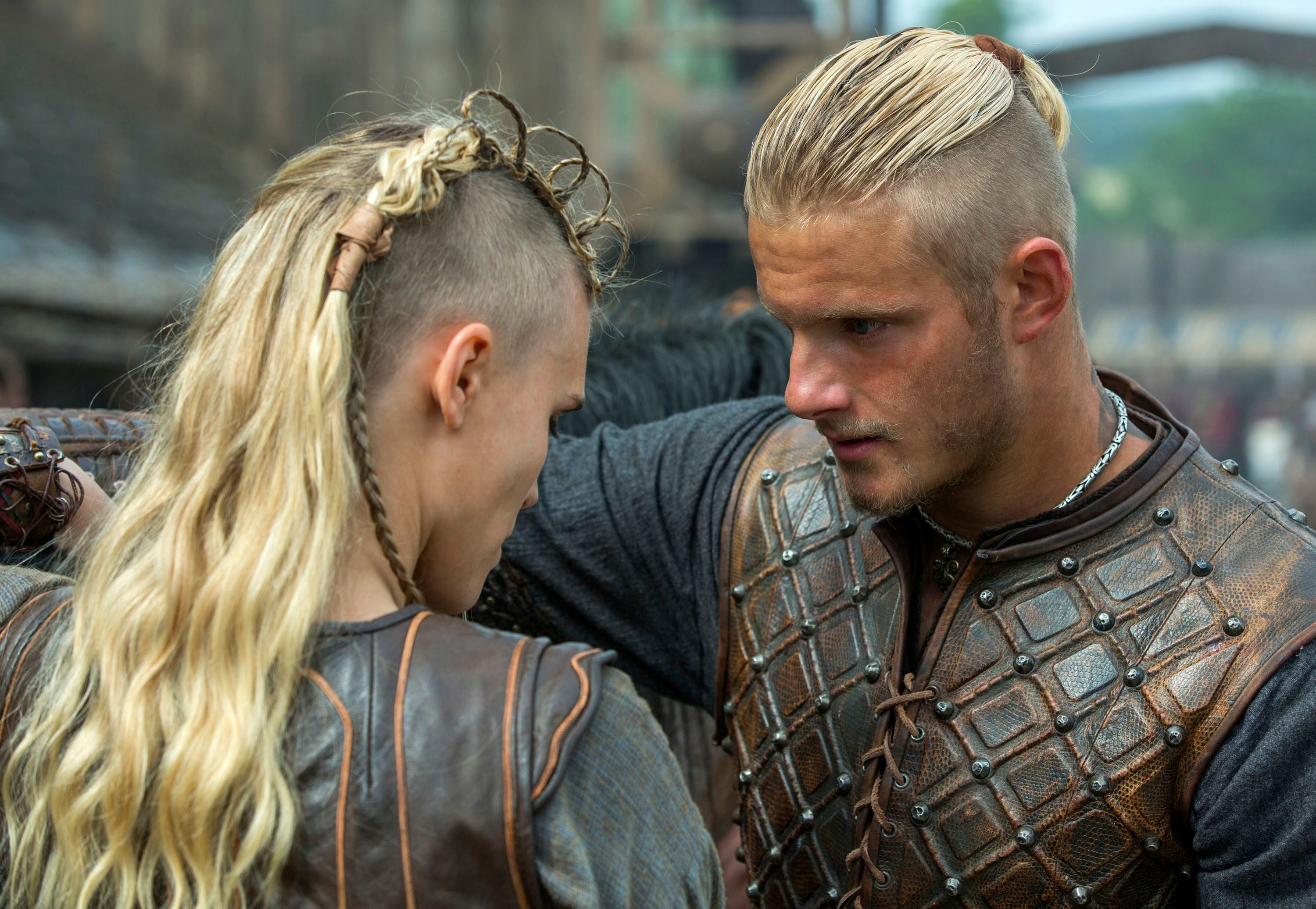 alexander ludwig talks vikings season 3 his character s