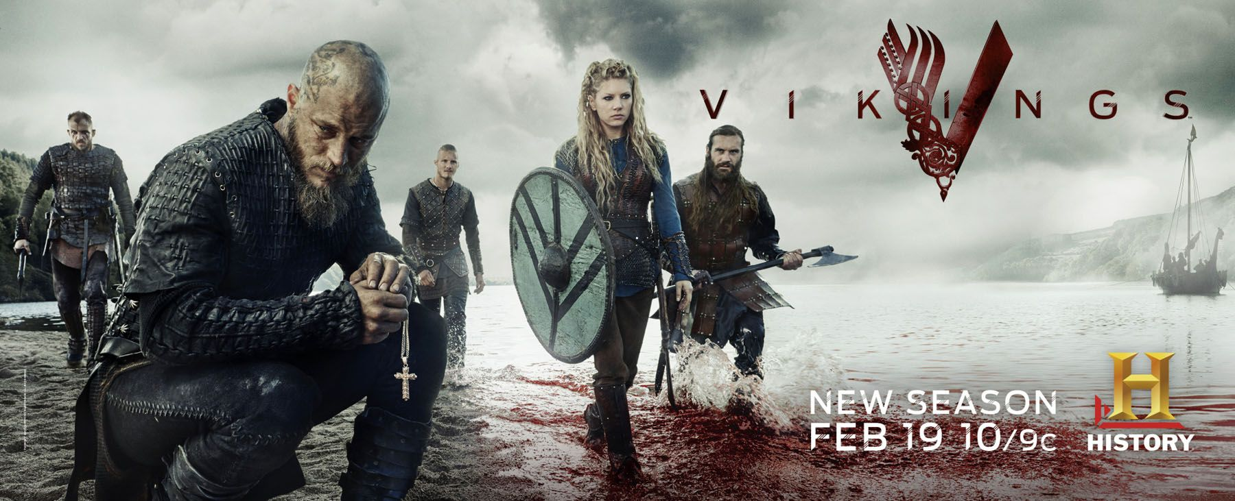 Burning Series Vikings 3