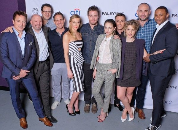 arrow-paleyfest-cast