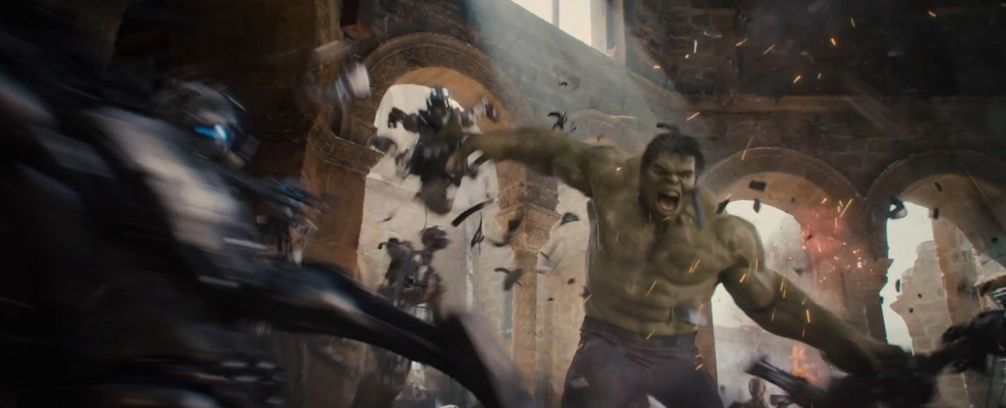 Avengers 2 VFX Videos Showcase Movie's Incredible Effects