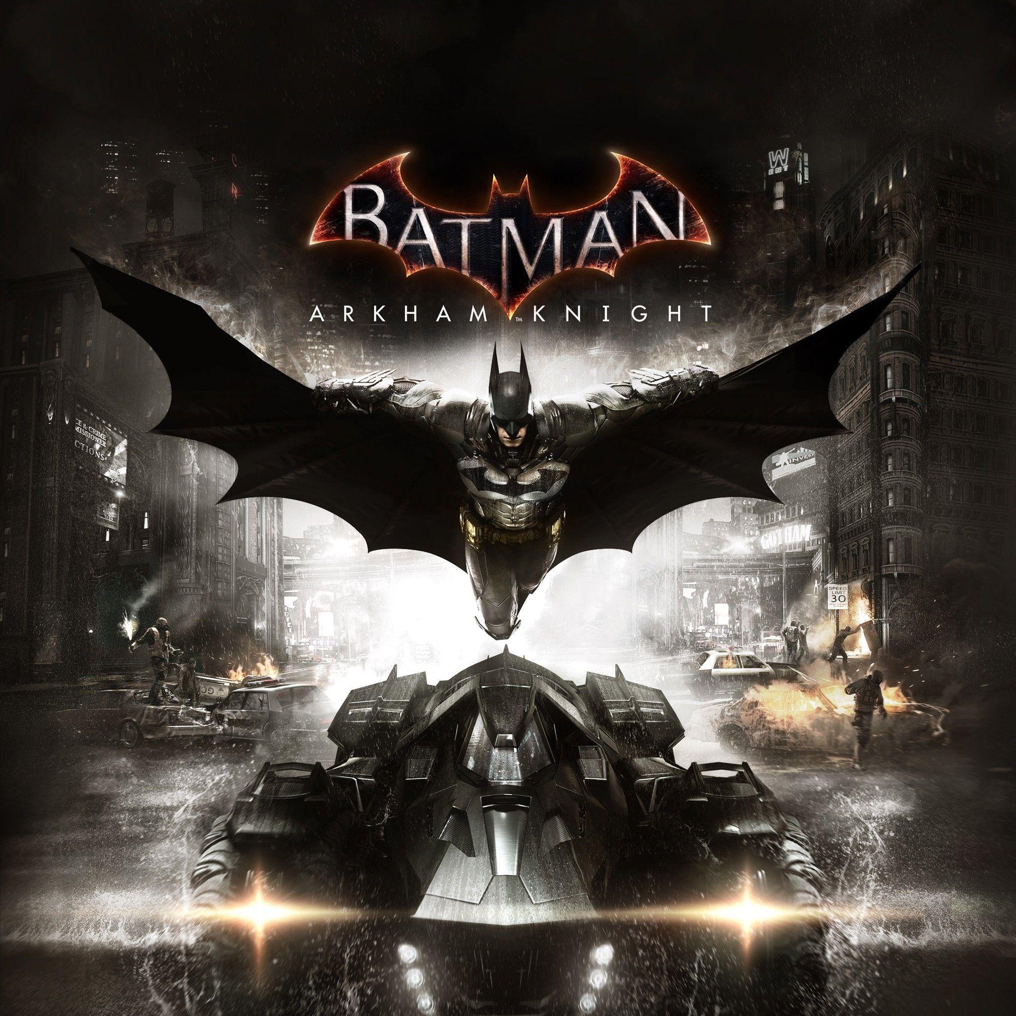 Batman: Arkham Knight Gameplay Video Drives through Gotham ...
