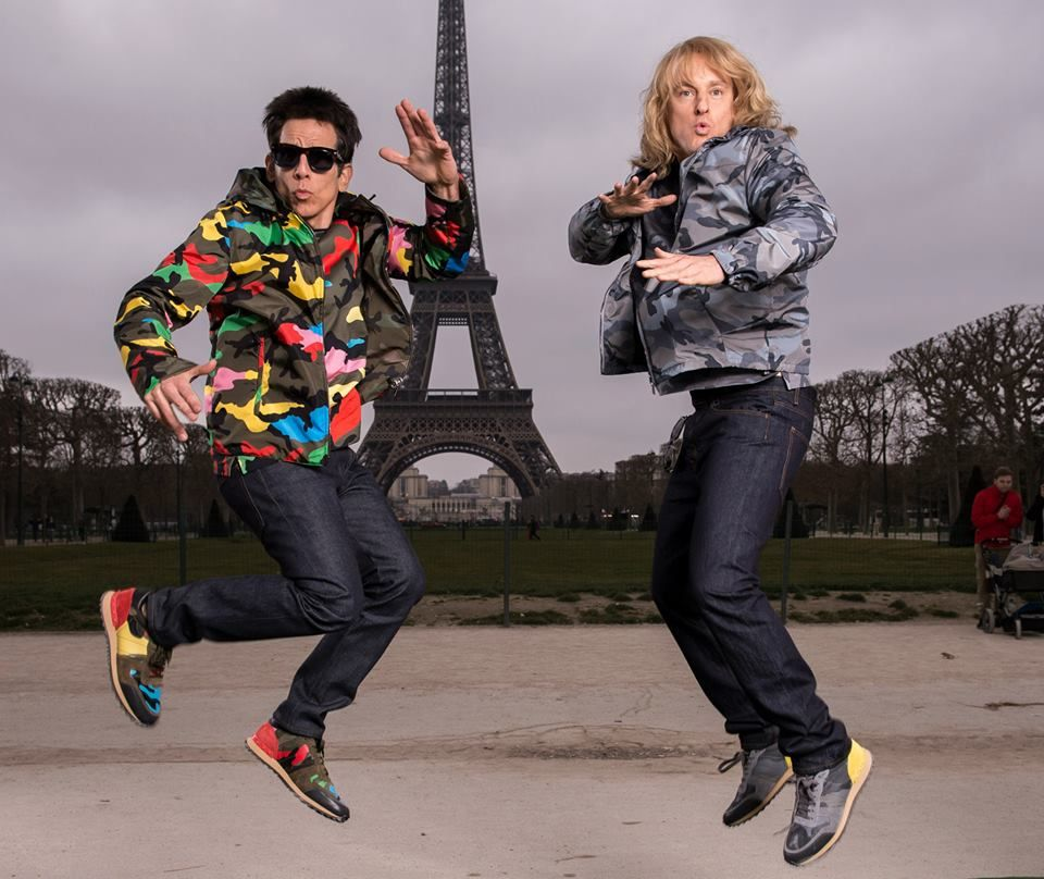New Zoolander 2 Images Find Derek and Hansel Modeling ...