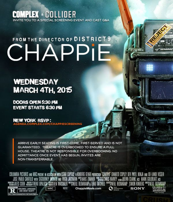 chappie-collider-screening-info