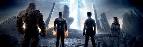 New Fantastic Four Poster Highlights the Team's Powers
