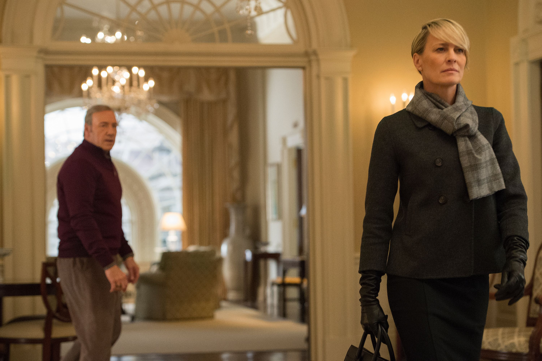 Amber Berger Nude house of cards renewed for season 5, showrunner departing
