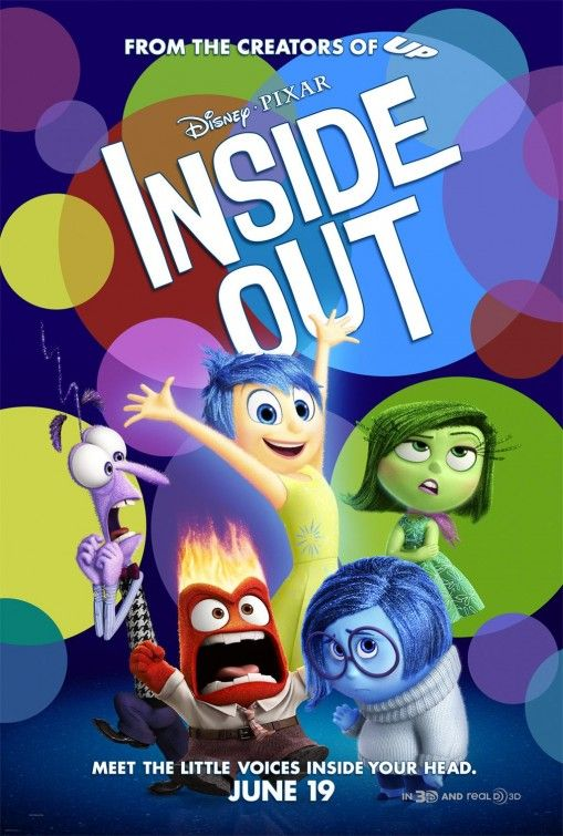 Inside Out Review Could It Be One Of Pixar S Best Collider