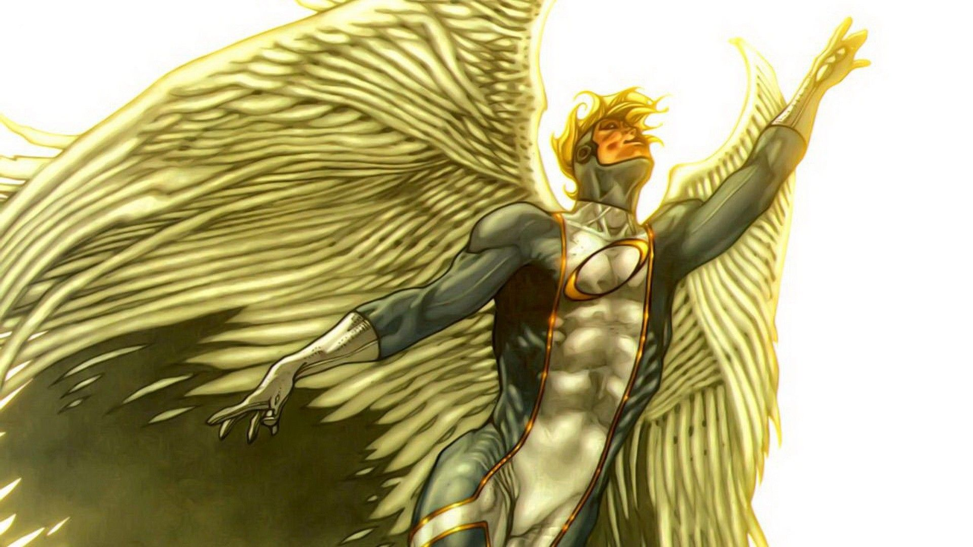 x men apocalypse image provides a first look at angel concept art