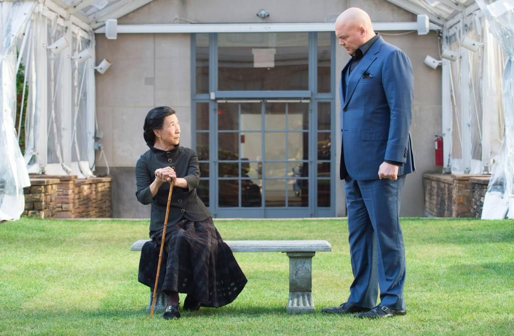 D'ONOFRIO's WILSON FISK Confirmed for DAREDEVIL Season 3