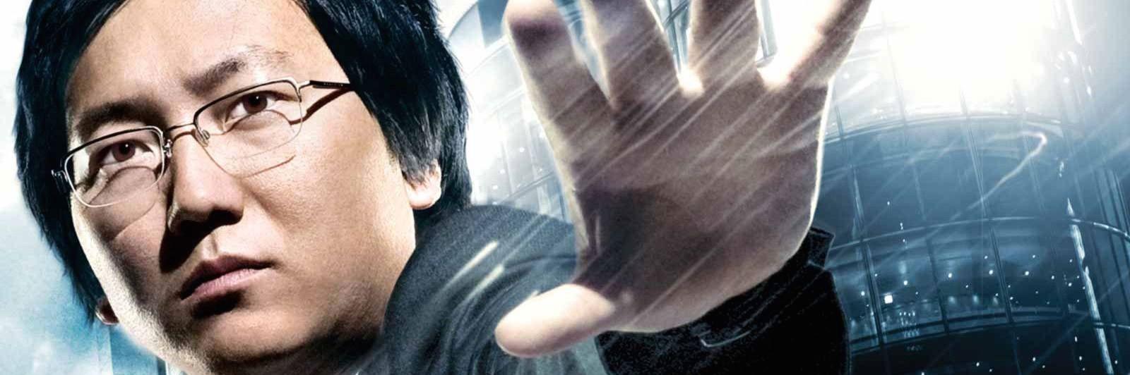 Hiro Nakamura Death Hiro Nakamura in a