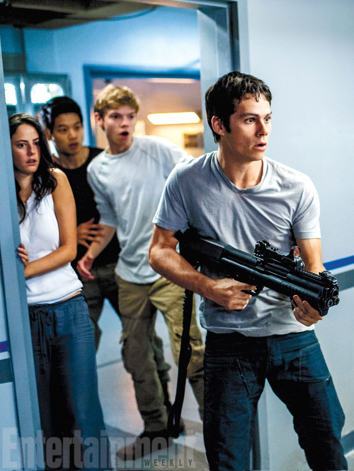 Maze Runner The Scorch Trials Images Featuring Dylan O