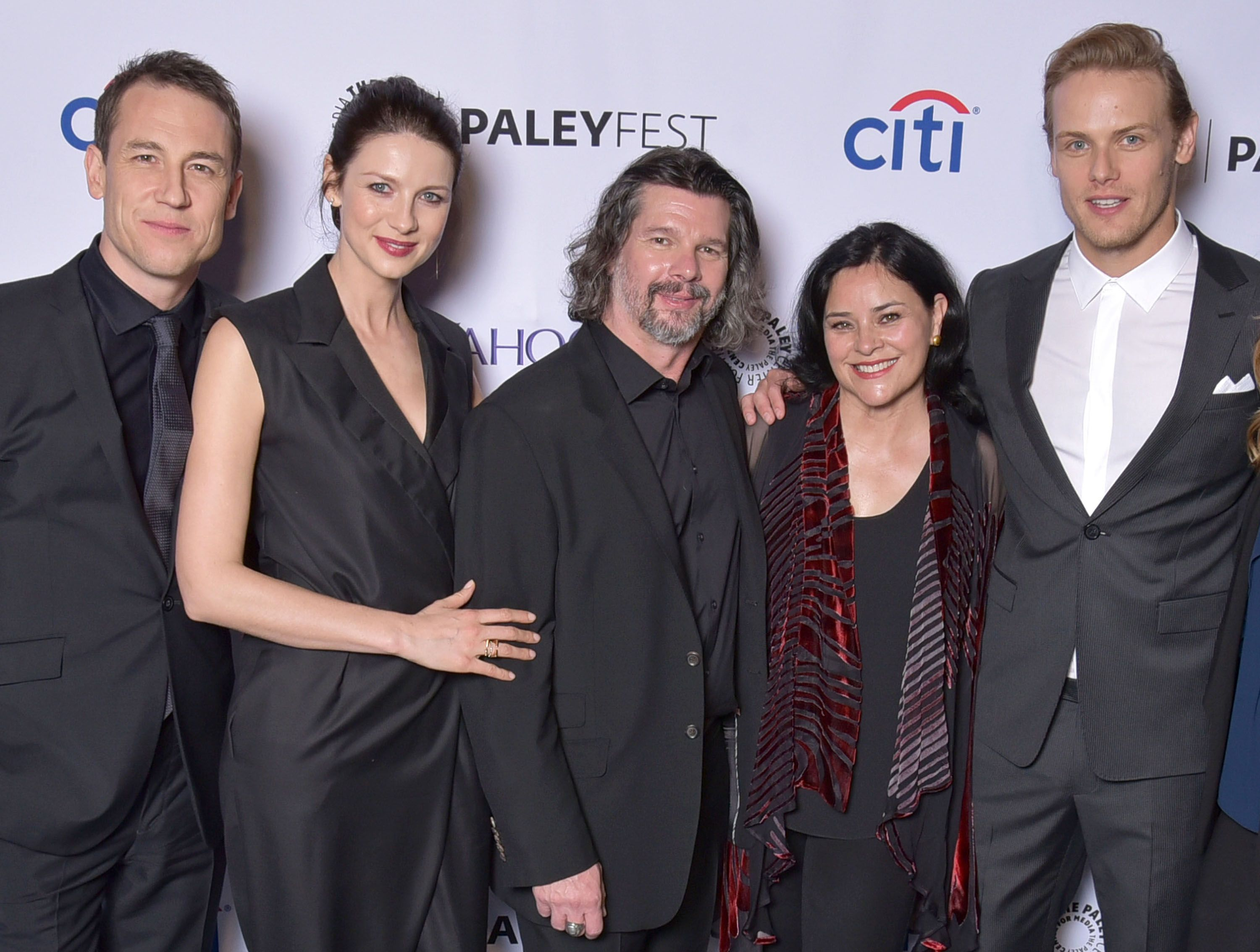 Outlander PaleyFest Interview: Caitriona Belfe, Ronald D ...