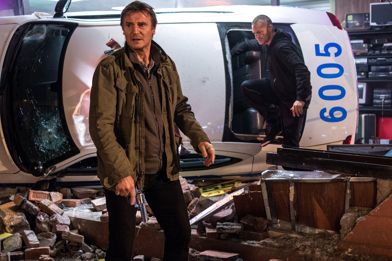 Joel Kinnaman Talks Run All Night and Suicide Squad   Collider