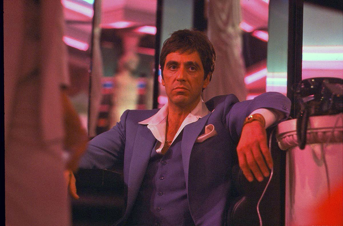 Scarface remake gets a new writer collider - Al pacino scarface pics ...