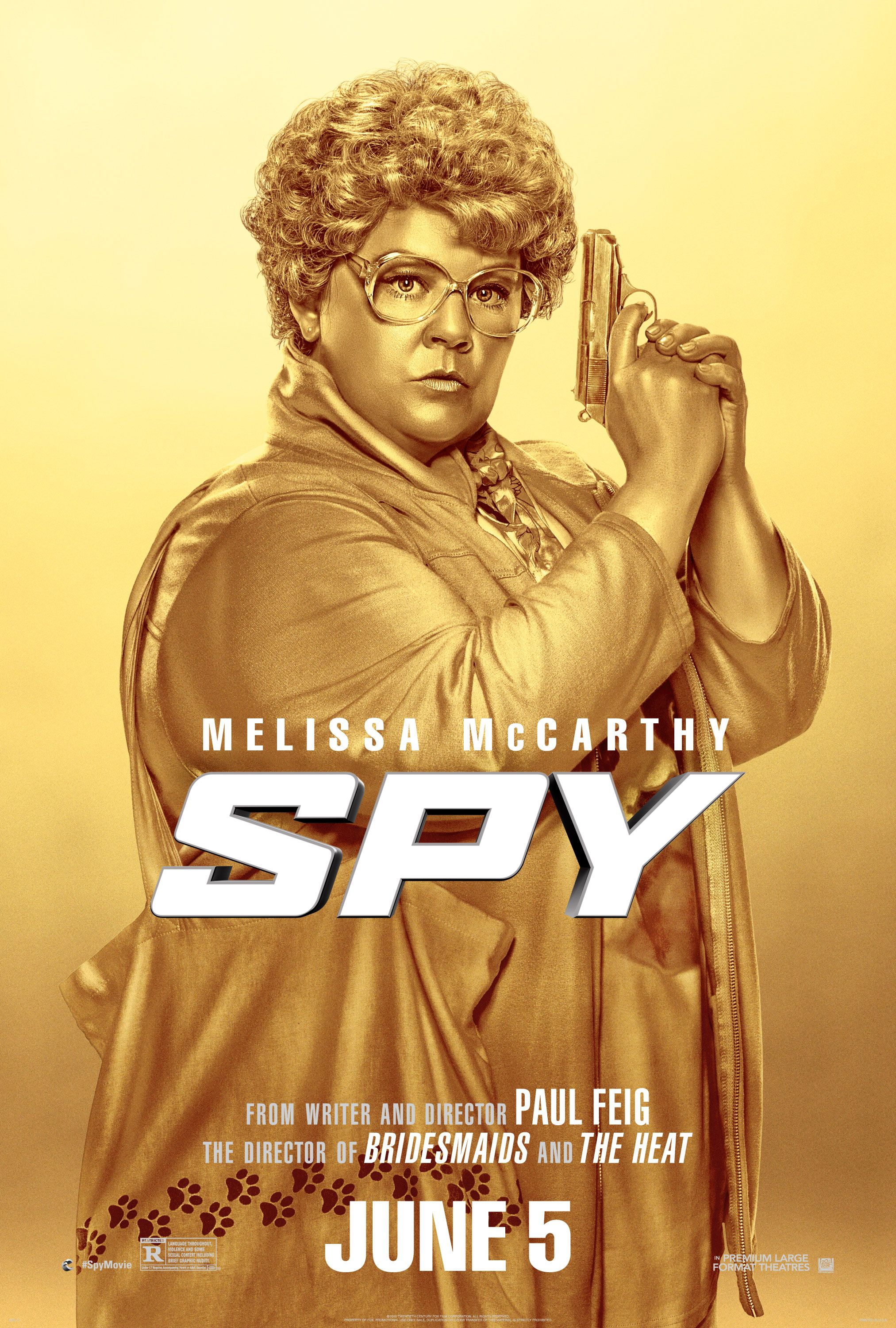 Spy Trailer Features M...
