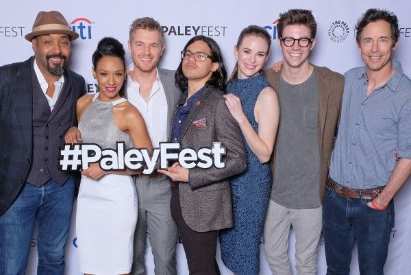 the-flash-paleyfest-cast