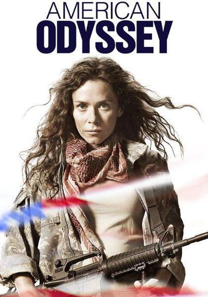 ამერიკული ოდისეა ყველა სეზონი (ქართულად) / American Odyssey All Season / seriali amerikuli odisea yvela sezoni (qartulad)
