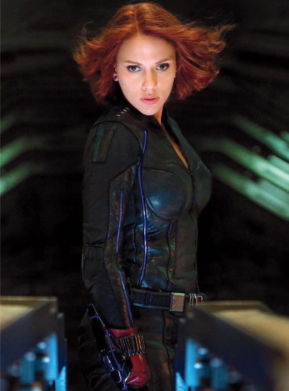 Avengers 2 Scarlett Johansson