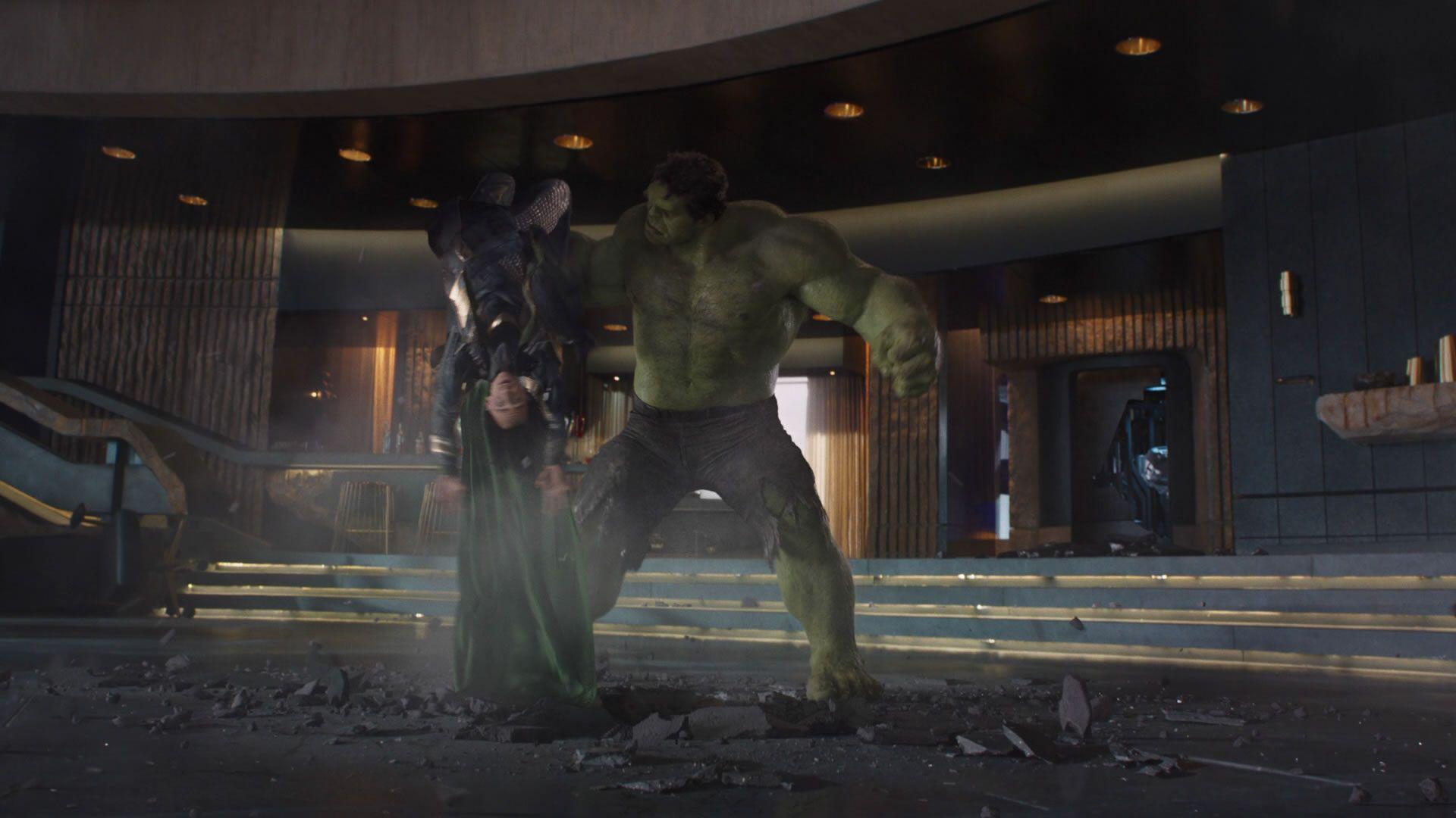 Thor 3: Will Hulk Join Chris Hemsworth in Ragnarok?   Collider
