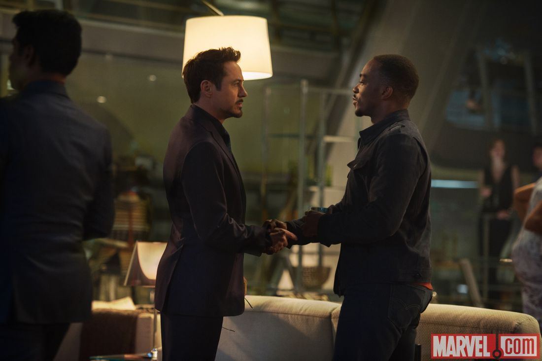 Avengers: Age of Ultron Premieres New Stills; First Look ...