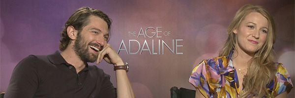Blake Lively & Michiel Huisman Talk Worst Jobs and Age of Adaline