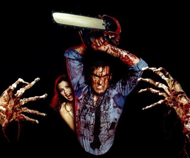 Evil Dead TV Show: Ash vs. Evil Dead Details From Bruce ...  Evil Dead TV Sh...