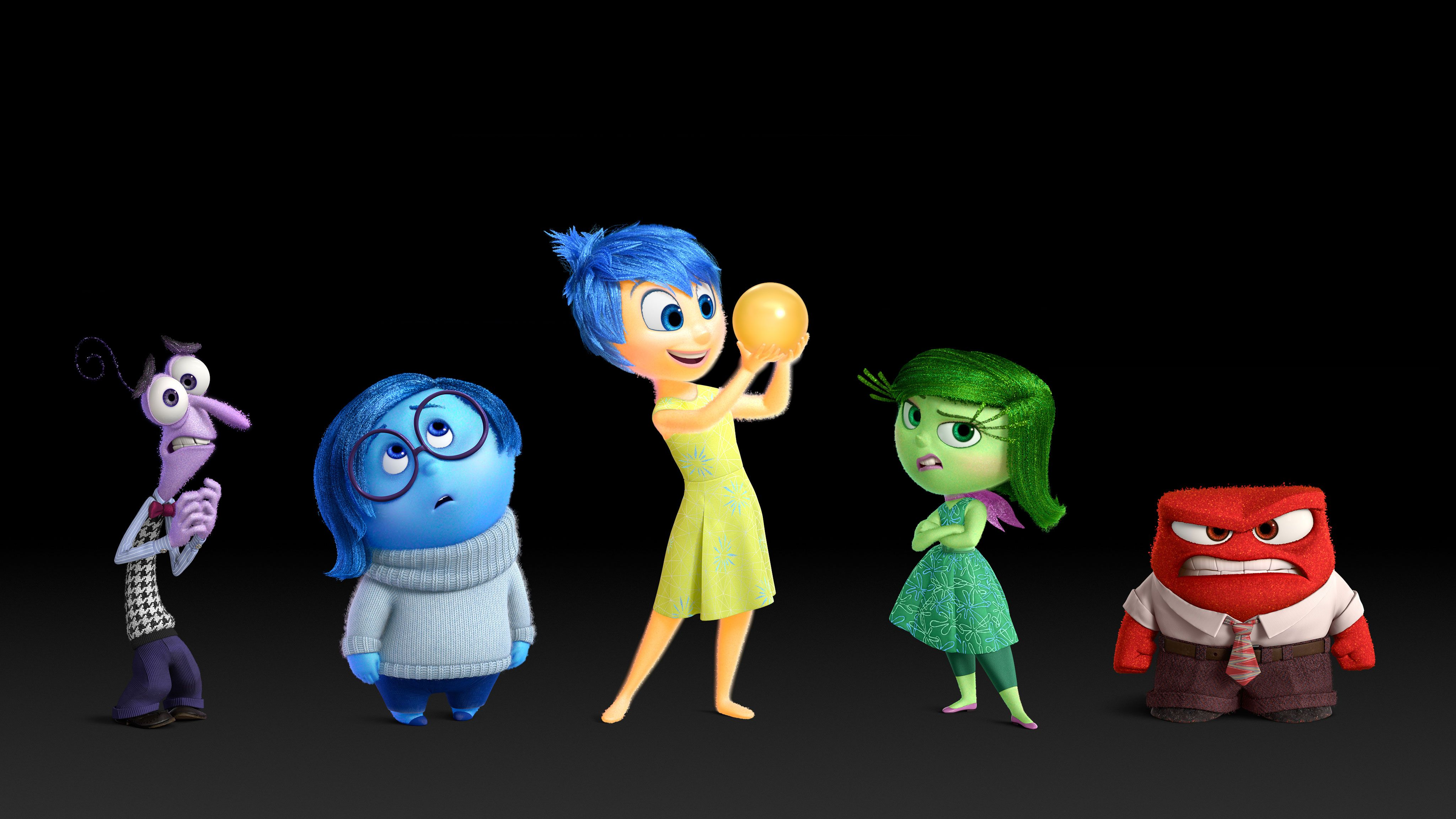 Inside Out Interview Pete Docter And Jonas Rivera On