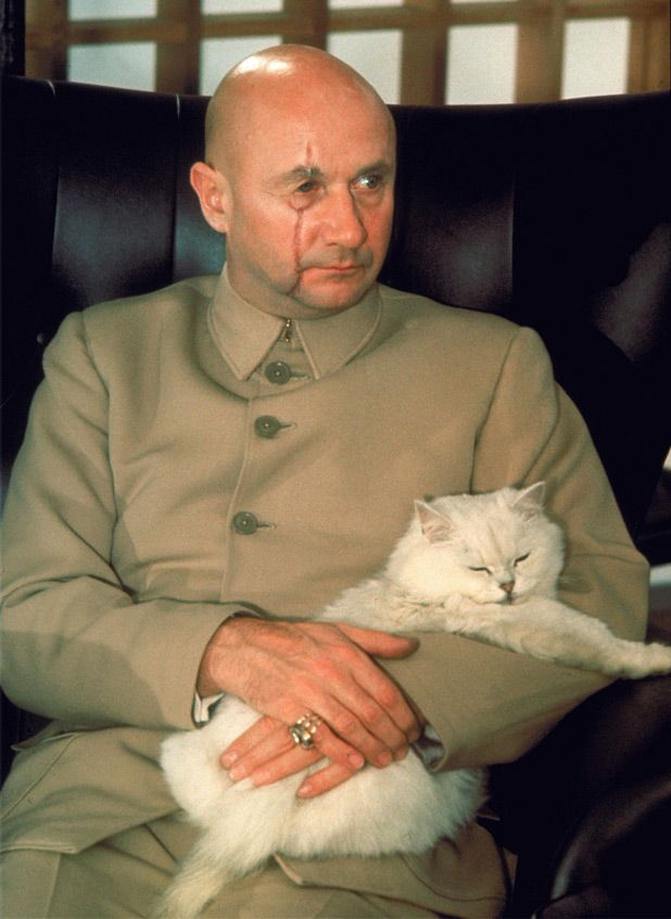 Blofeld Bond