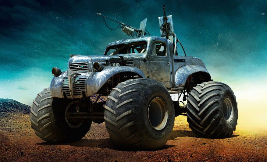 lego rc buggy with Mad Max Fury Road Clips Reveal Tom Hardy And Charlize Therons Wicked Fistfight on 9274 as well What Are The Best Options For Building A Lego Rc Car in addition Carrera Rc Rock Crawler as well Moc Lego Technic Rc Car likewise 116491 Moc Mad Max War Rig Midi.