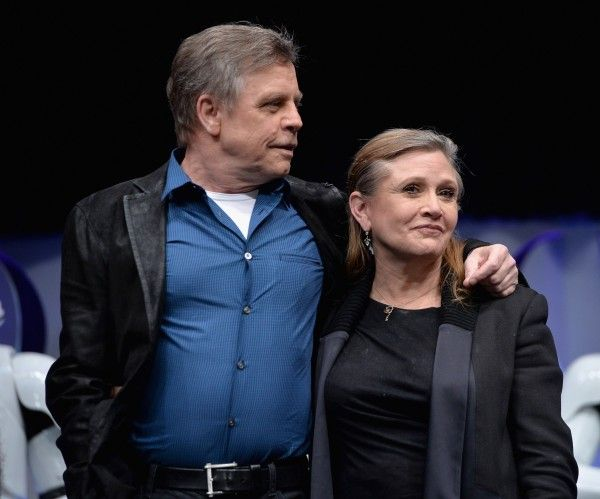 mark-hamill-carrie-fisher-star-wars-celebration
