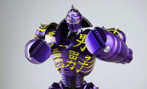 noisy boy real steel toy figure sideshow