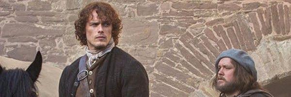 Outlander: Sam Heughan Talks Season 1, Scotland, and Black