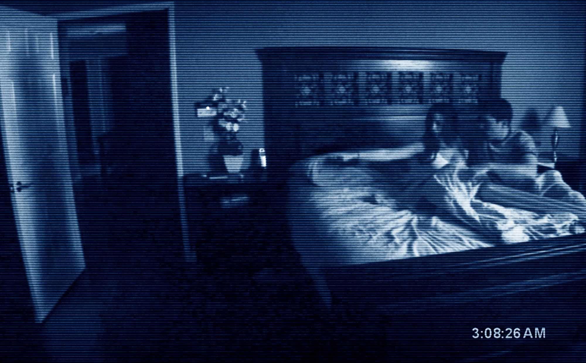 Paranormal Aktivity