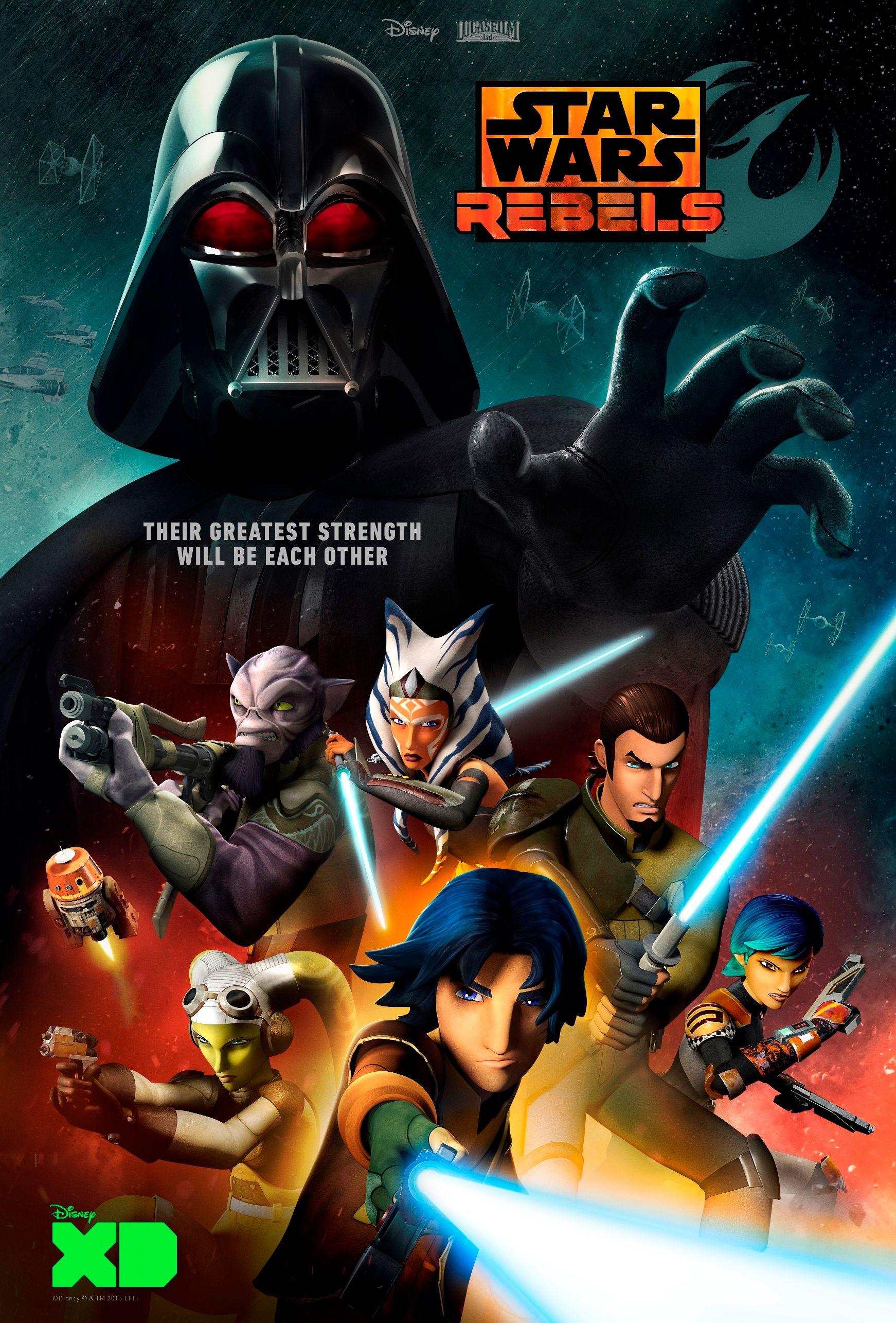 Star Wars Rebels Kinox