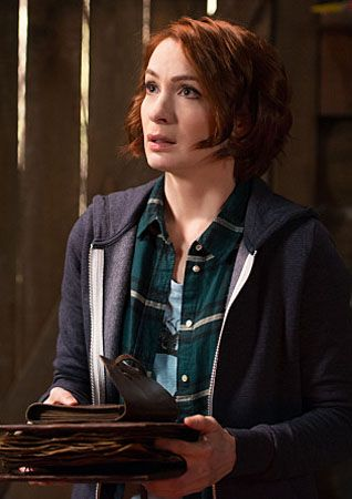 felicia day supernatural return